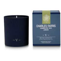 British Expedition Scented Candle | Cloves, Tobacco & Mint Tea - croftonandhall