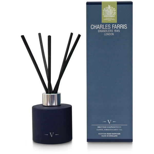 British Expedition Reed Diffuser - croftonandhall
