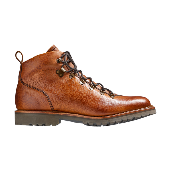 Glencoe Hiker Boot in Cedar Grain - Crofton & Hall