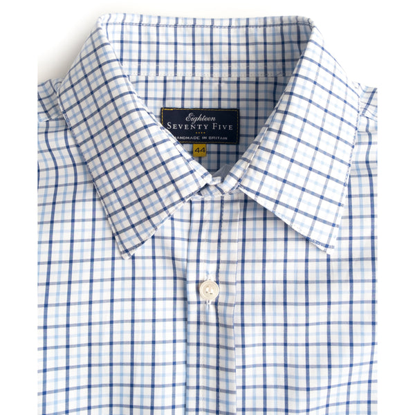 Check Cotton Shirt - croftonandhall