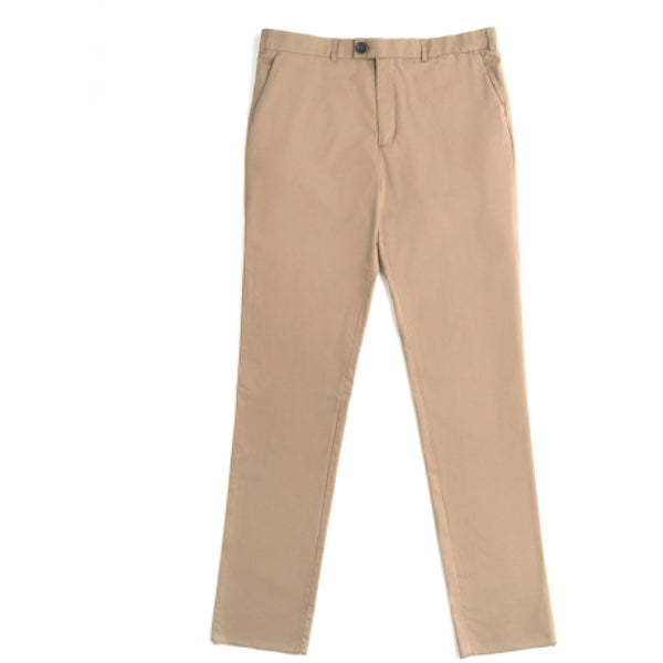 Cotton Chinos in Mocha - croftonandhall