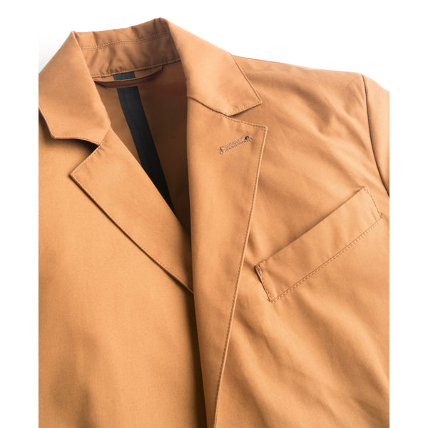 Ventile Travel Jacket in Cinnamon - croftonandhall