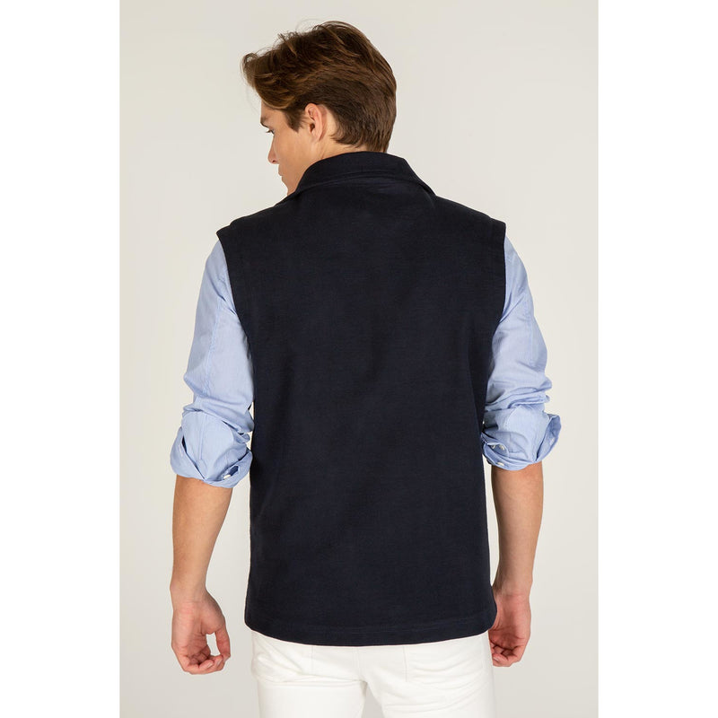 Jack - Men's Luxury Gilet - croftonandhall