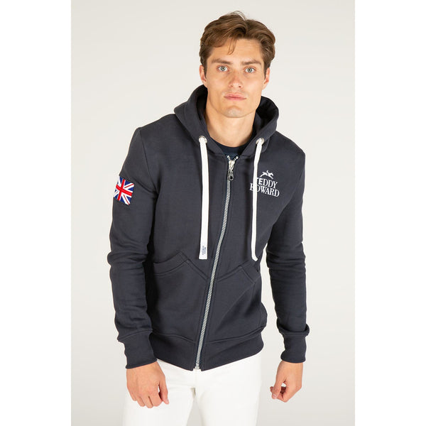 Charlie - Men's Luxury Embroidered Hoodie - croftonandhall