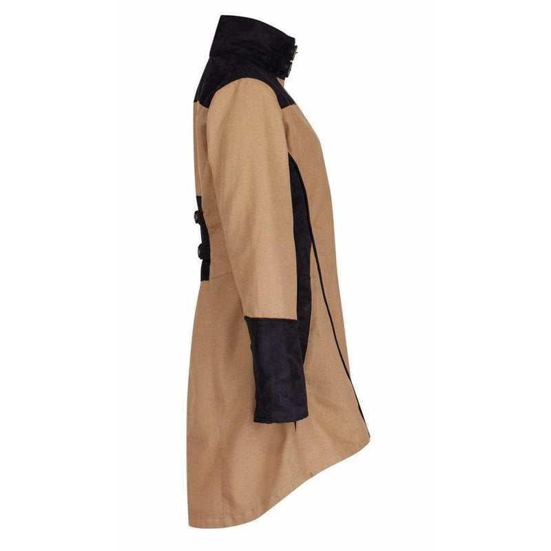 Odette Tan Waterproof Breathable Windproof Coat - croftonandhall