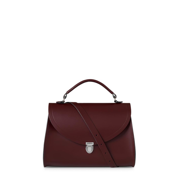Poppy Bag in Oxblood - croftonandhall