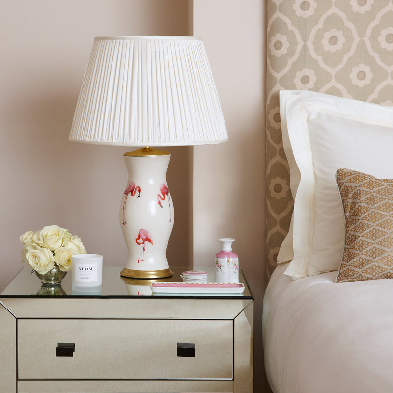 The Pink Ladies Medium Lamp Base - croftonandhall