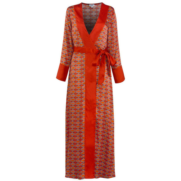 Rita Rani Wrap Dress - croftonandhall