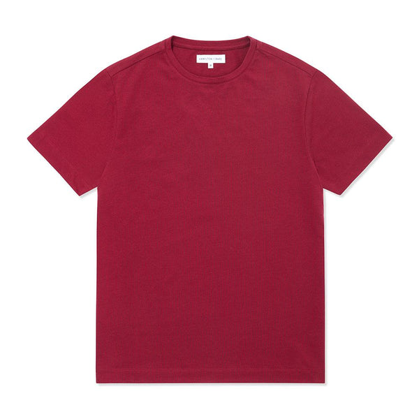 Relax T-Shirt - Red Stripe - Crofton & Hall
