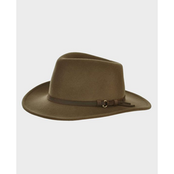 Outback Hat in Camel - croftonandhall