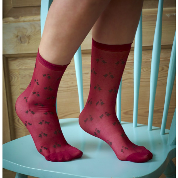 Love Birds Pop Socks 2 Pack - croftonandhall