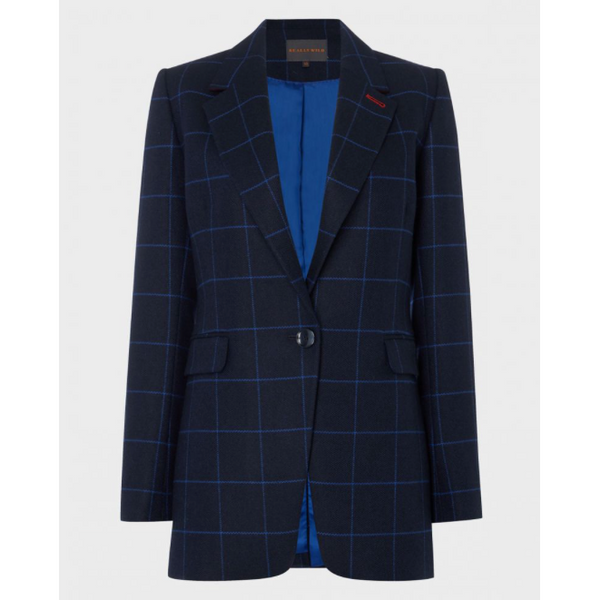 Onslow Jacket | 100% wool - Crofton & Hall