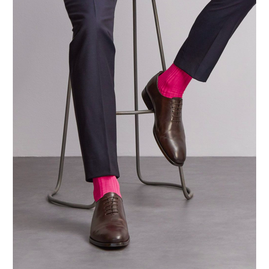 Pink Friday Socks - croftonandhall