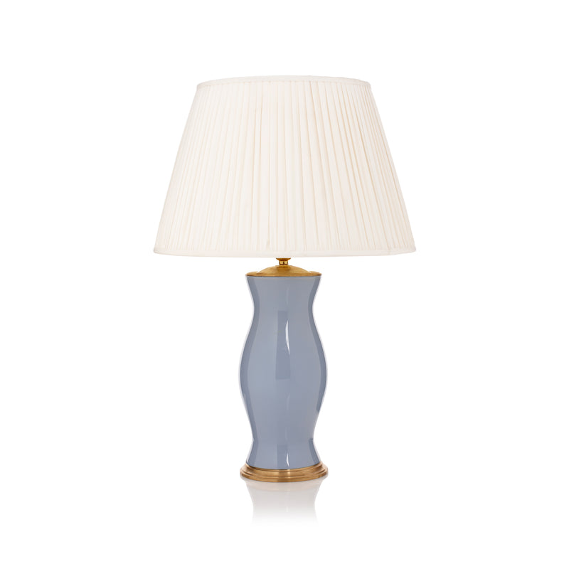 Singing The Blues Medium Lamp Base - croftonandhall