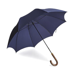 B&C Gentleman's Umbrella In French Navy - croftonandhall