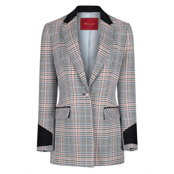 Hoxton Tailored Jacket - croftonandhall