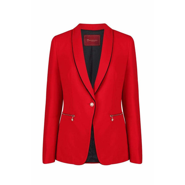 Kuoni Red Jacket - croftonandhall