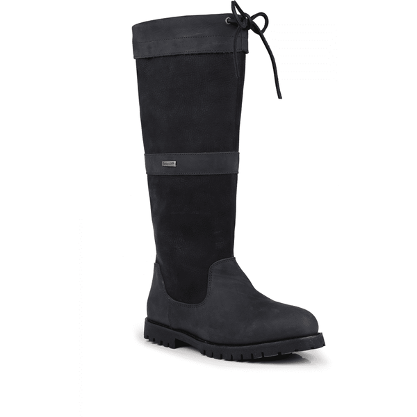 Sloan Waterproof Boots in Navy - croftonandhall