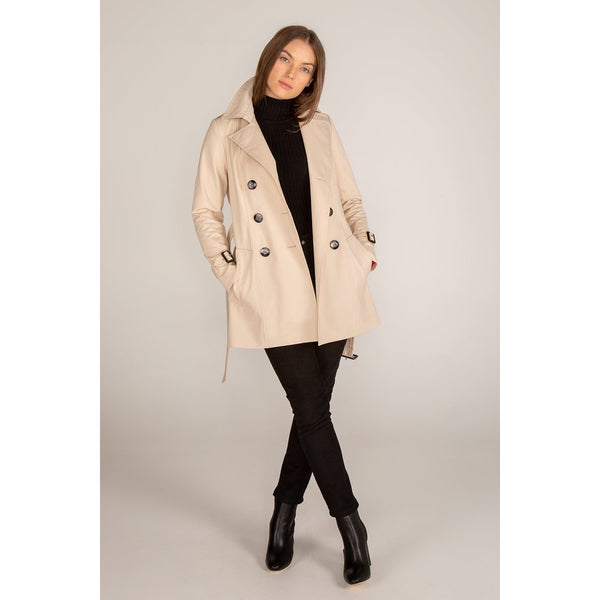 Amelia - Women's Trench Coat
