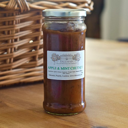 Apple & Mint Chutney - croftonandhall
