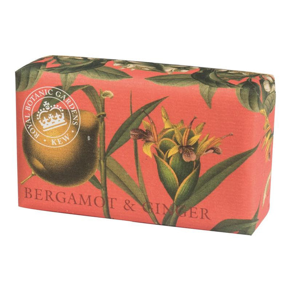 Bergamot and Ginger Soap - croftonandhall