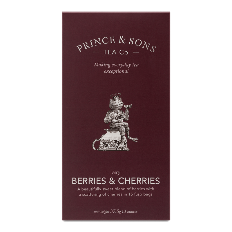 Berries & Cherries Tea - croftonandhall