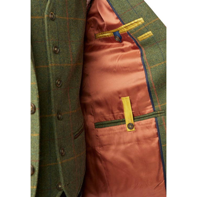 Barrington Tweed Blazer - croftonandhall