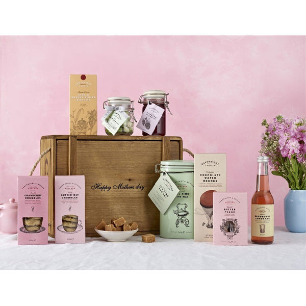 The Bishopdale Crate Hamper - croftonandhall