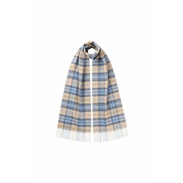 Classic Campbell of Argyll Tartan Cashmere Scarf - croftonandhall