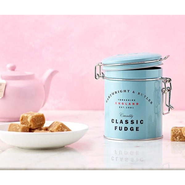 Salted Caramel Fudge Tin - croftonandhall