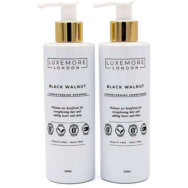 Black Walnut Sulphate-free Shampoo and Conditioner - croftonandhall