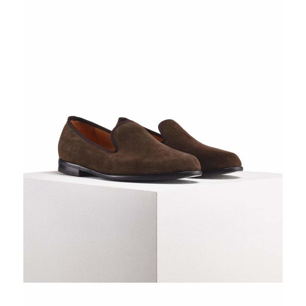 Tanner Suede Loafer - croftonandhall