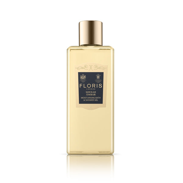 Soulle Ambar Moisturising Bath & Shower Gel - Crofton & Hall