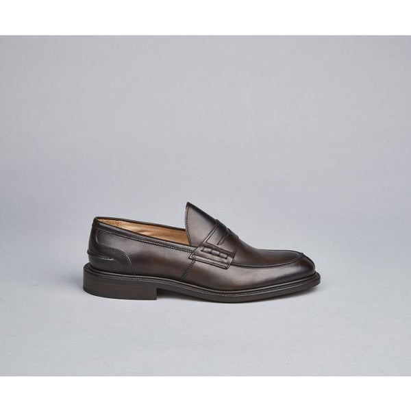 James Penny Loafer in Expresso - croftonandhall