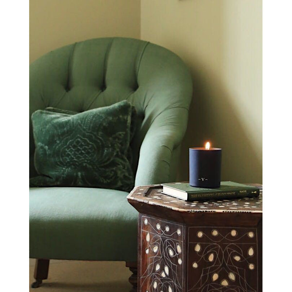 British Expedition Scented Candle | Cloves, Tobacco & Mint Tea - Crofton & Hall