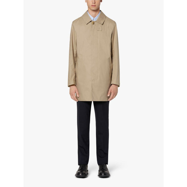 Cambridge Cotton Raintec Fawn Raincoat - croftonandhall