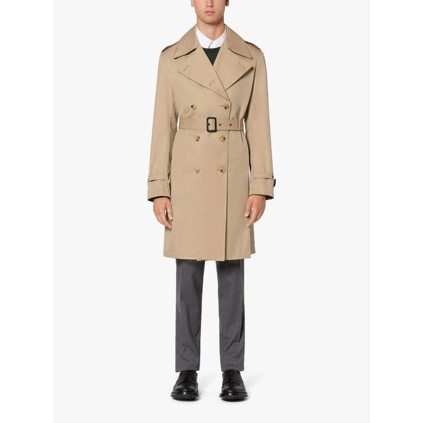 St Andrews Honey Cotton Trench Coat - croftonandhall