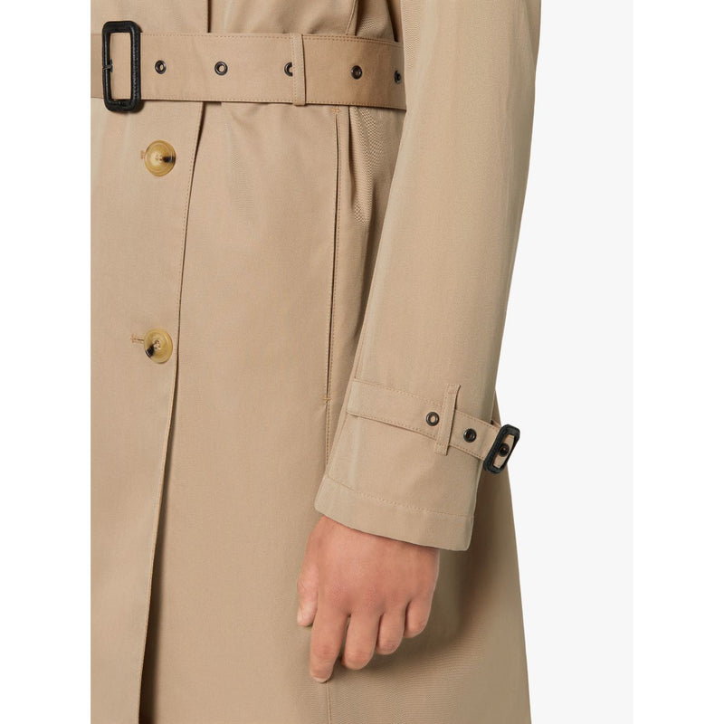 St Andrews Honey Cotton Trench Coat - Crofton & Hall