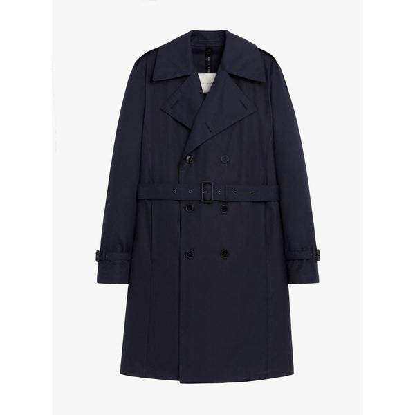 St Andrews Ink Cotton Trench Coat - Crofton & Hall