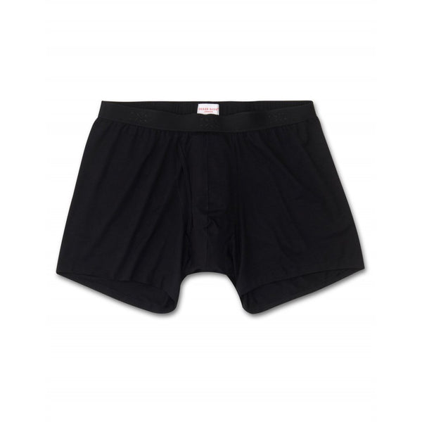 Alex Micro Modal Stretch Trunk in Black - croftonandhall