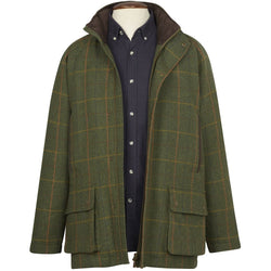 Osbourne Tweed Shooting Coat - croftonandhall