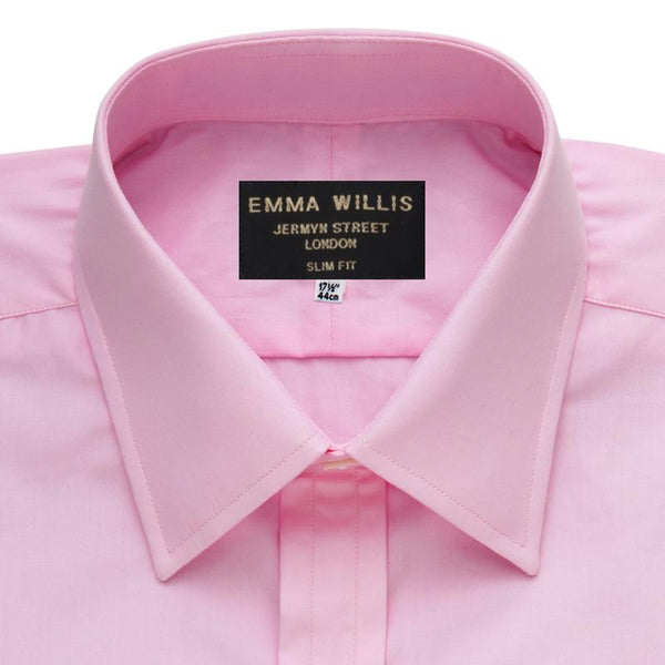 Pink Superior Cotton Shirt - croftonandhall