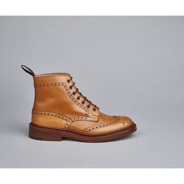 Stow Country Boot in Acorn - croftonandhall