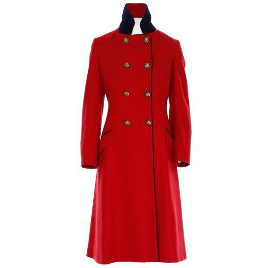 The Coat - Regency Red - Crofton & Hall