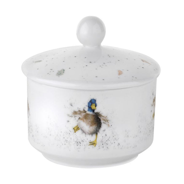 Wrendale Duck Sugar Pot - Crofton & Hall