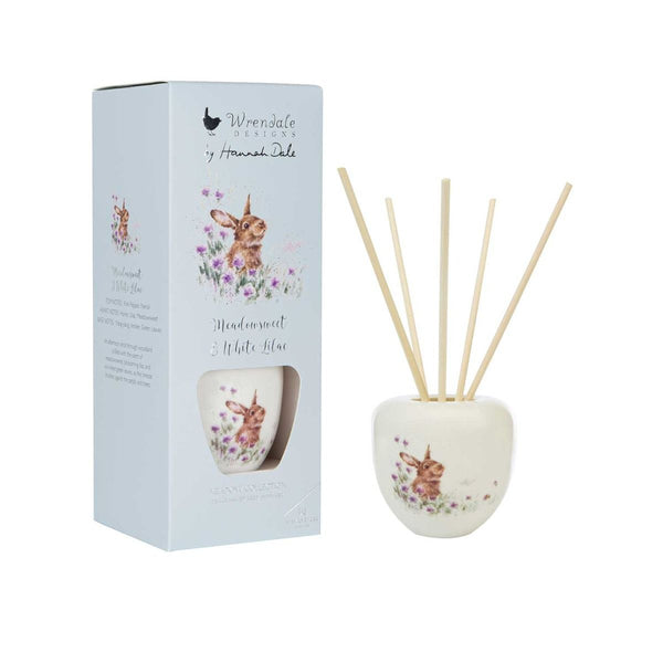 Wrendale Meadow 200ml Reed Diffuser - Crofton & Hall