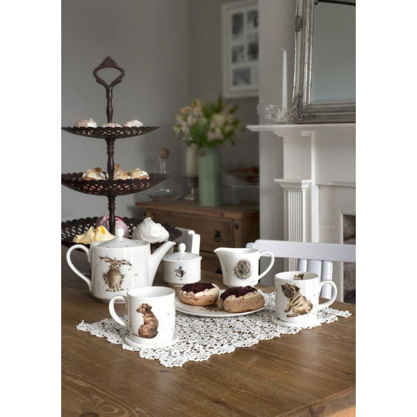 Wrendale Design 3 Piece Set by Royal Worcester - Crofton & Hall