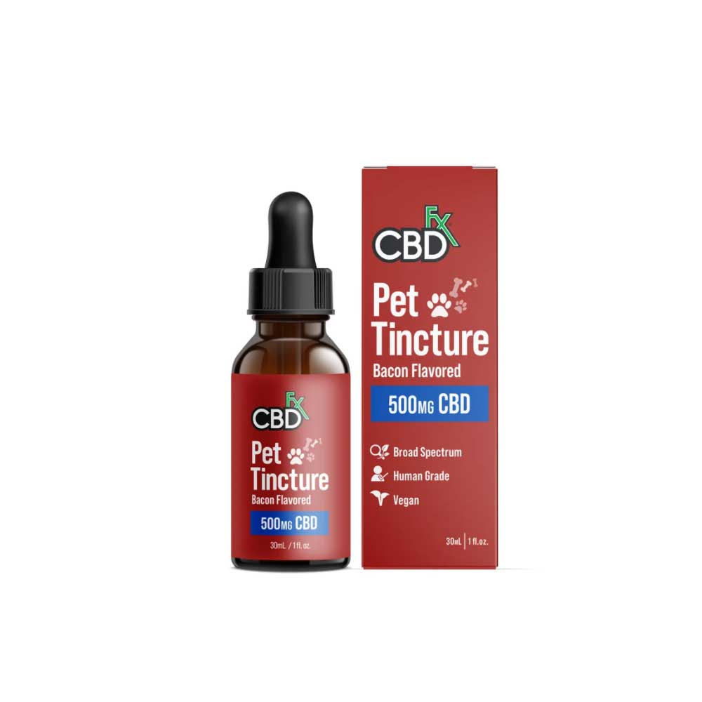 Tintura Hemp Razas Medianas 500 MG - 30ml
