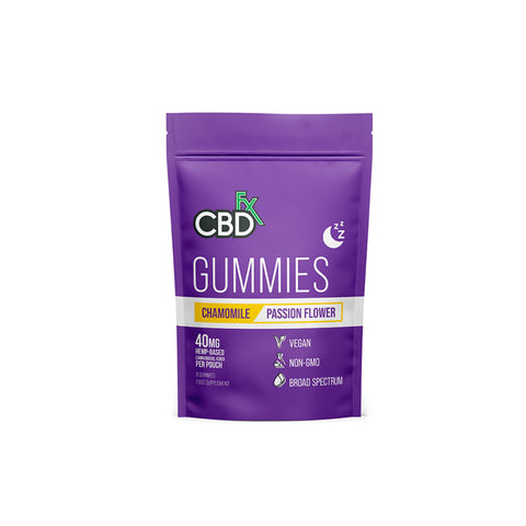 Gomitas de CBD con Melatonina - 1500 MG