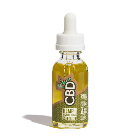 Tintura Hemp Natural 500MG 30ml